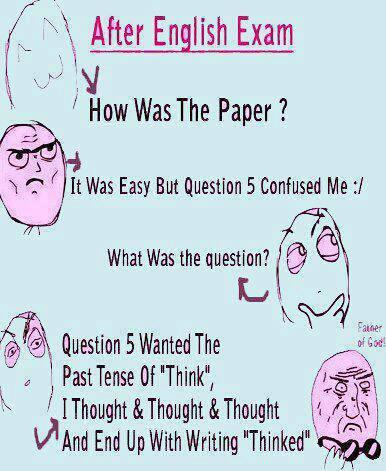 Thinked !